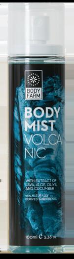 Bodyfarm Body Mist Volcano 100ml