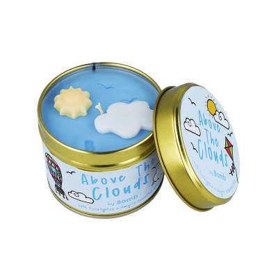 Bomb Cosmetics Above The Clouds Candle 1τμχ, 243g