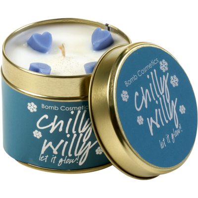Bomb Cosmetics Chilly Willy Candle 1τμχ, 243g