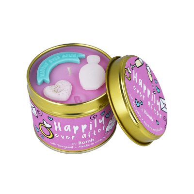 Bomb Cosmetics Happily Ever After Candle 1τμχ, 243g