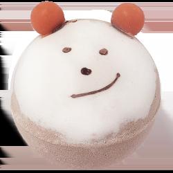 Bomb Cosmetics  I Want to be your Teddy Bear Bath Blaster, 160g