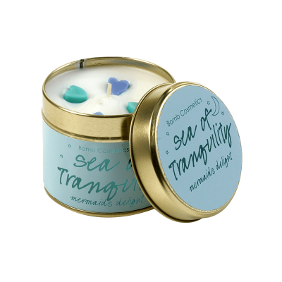 Bomb Cosmetics Sea of Tranquility Candle  1τμχ