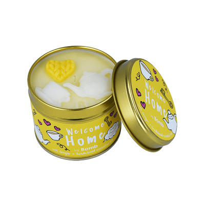 Bomb Cosmetics Welcome Home Candle 1τμχ
