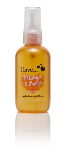 I Love...Refreshing Body Spritzer Mango & Papaya 100ml