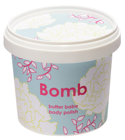 Bomb Cosmetics Butter Babe Body Polish 365ml