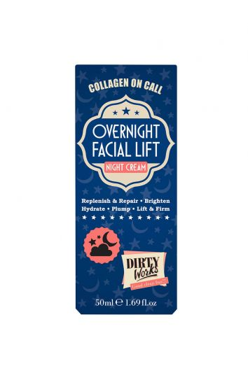 Dirty Works Overnight Facial Lift 50ml