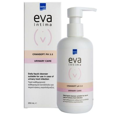 Eva Intima Wash Cransept pH 3.5 250ml