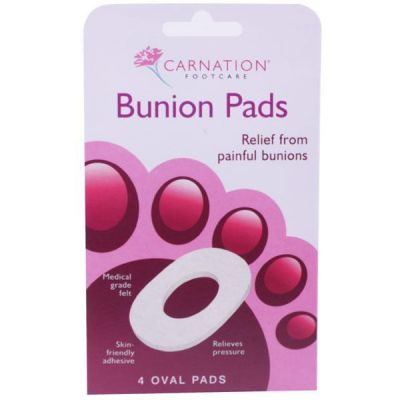 Vican Carnation Bunion Pads 1 τεμάχιο