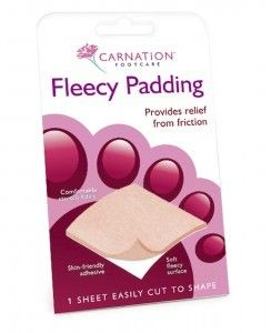 Vican Carnation Fleecy Padding 1 τεμάχιο