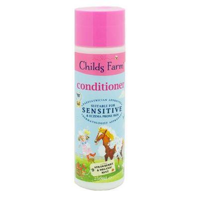 Childs Farm Φράουλα & Οργανική Μέντα Μαλακτικό Μαλλιών 250ml