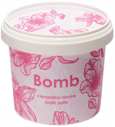 Bomb Cosmetics Cleopatra's Desire Bath Salts 365ml