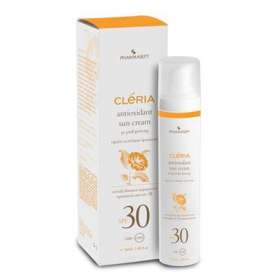 Pharmasept Cleria Antioxidant Sun Cream SPF30 50ml
