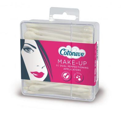 Cotoneve Make-Up Αpplicators 80 Τεμ