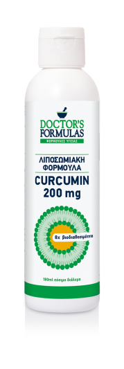 Doctor's Formulas Curcumin 200mg 180ml