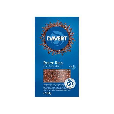Davert Κόκκινο Ρύζι 250g