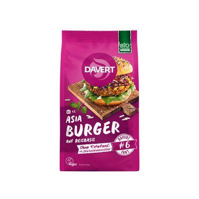 Davert Asia Burger 160g