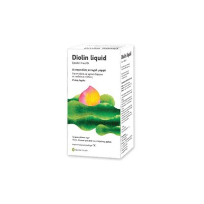 Epsilon Health Diolin Liquid 12 sachets