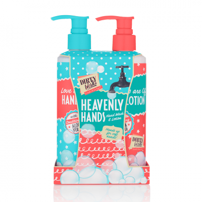 Dirty Works Heavenly Hands Hand Wash & Lotion 250ml