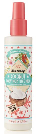 Dirty Works Coconut Body Milk 200ml