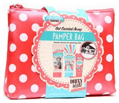 Dirty Works Get Carried Away Pamper Bag 3τμχ