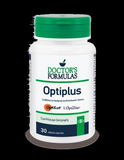 Doctor's Formula Optiplus 30 Φυτικές Κάψουλες