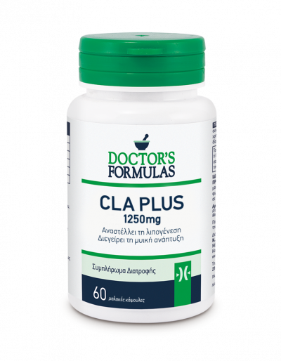 Doctor's Formulas Claplus 1250mg 60 Μαλακές Κάψουλες