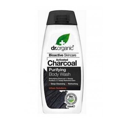 Dr.Organic Activated Charcoal Purifying Body Wash 250ml