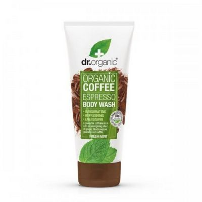 Dr.Organic Coffee Espresso Body Wash 200ml