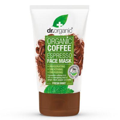 Dr.Organic Coffee Espresso Face Mask 125ml