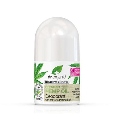 Dr.Organic Hemp Oil Deodorant 50ml