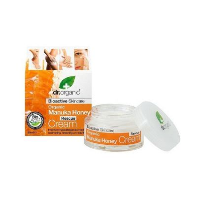 Dr.Organic Manuka Honey Rescue Cream 50ml