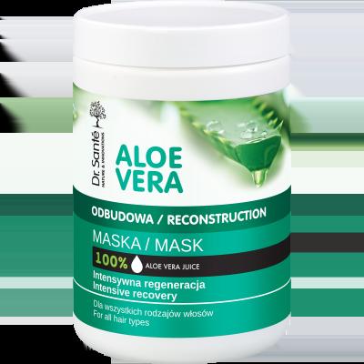 Dr.Sante Aloe vera Μάσκα για Αναδόμηση 1Lt
