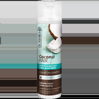 Dr.Santé Coconut Σαμπουάν για Εύθραυστα Μαλλιά με Ψαλίδα 250ml