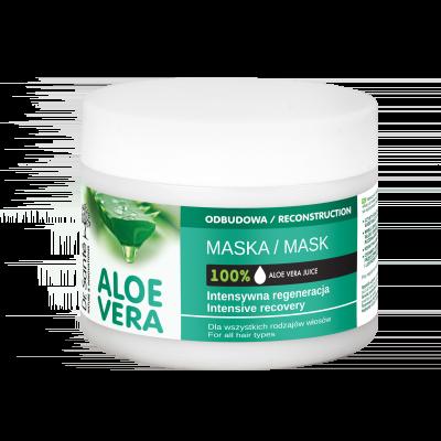 Dr.Santé Aloe vera Μάσκα για Αναδόμηση 300ml