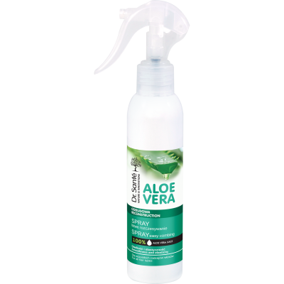 Dr.Santé Aloe Vera Spray Για Ευκολοχτένιστα Μαλλιά 150ml