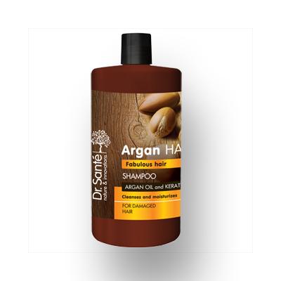 Dr.Sante Argan Σαμπουάν για Κατεστραμμένα Μαλλιά 1lt