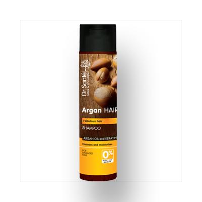 Dr.Santé Argan Σαμπουάν για Κατεστραμμένα Μαλλιά 250ml