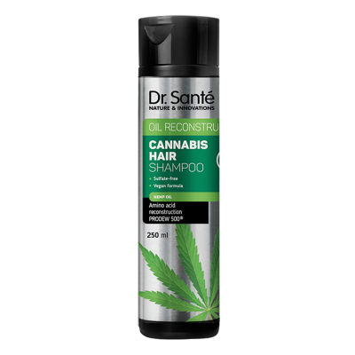 Dr.Sante Cannabis Hair Shampoo 250ml
