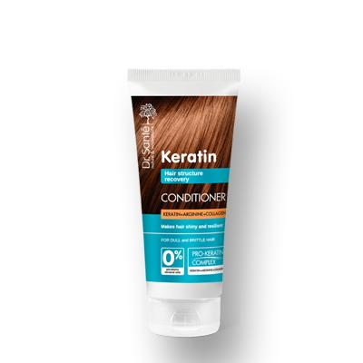 Dr.Santé Keratin Μαλακτική για Θαμπά & Εύθραυστα Μαλλιά 200ml