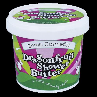 Bomb Cosmetics Dragonfruit Shower Butter 365ml