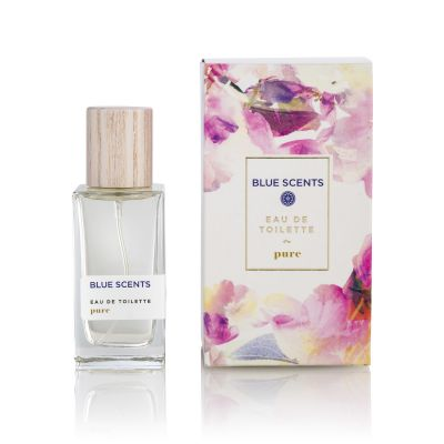 Blue Scents Eau De Toilette Pure 50ml