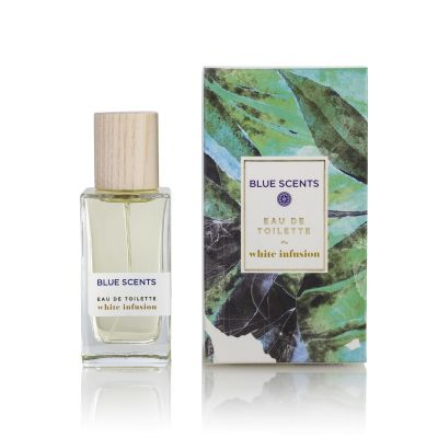 Blue Scents Eau De Toilette White Infusion 50ml