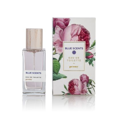 Blue Scents Eau De Toilette Peony 50ml