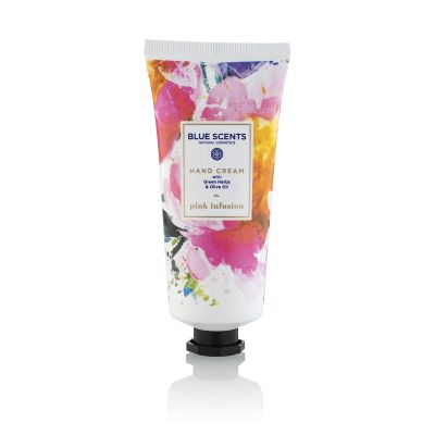 Blue Scents Hand Cream Pink Infusion 50ml