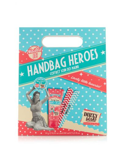 Dirty Work Handbag Heroes 3τμχ