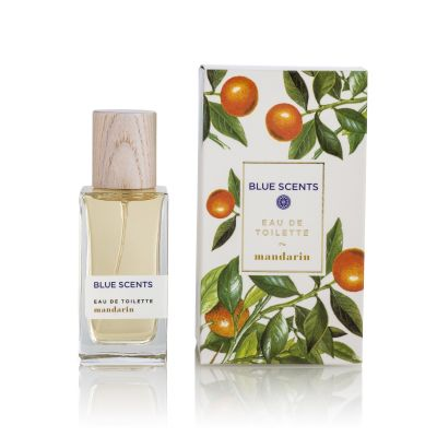 Blue Scents Eau De Toilette Mandarin 50ml