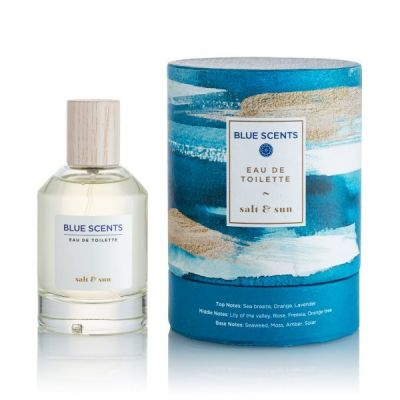 Blue Scents Eau De Toilette Salt & Sun 100ml