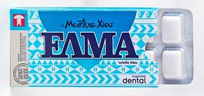 ΕΛΜΑ Μαστίχα Χίου Dental χωρίς ζάχαρη 13gr (10pcs)