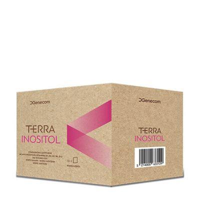 Genecom Terra Inositol 30 φακελίσκοι