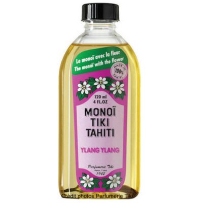 Tiki Tahiti Monoi Ylang Ylang, Πολυχρηστικό Λάδι 120ml